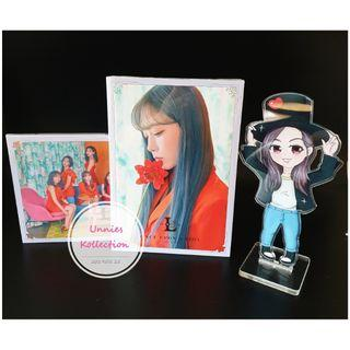 💥💥READY STOCK💥💥   Lovelyz -[ONCE UPON A TIME] (JIAE COVER)