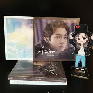 💥💥READY STOCK💥💥  Kim Jae Hwan - Mini Album Vol.1 [Another]