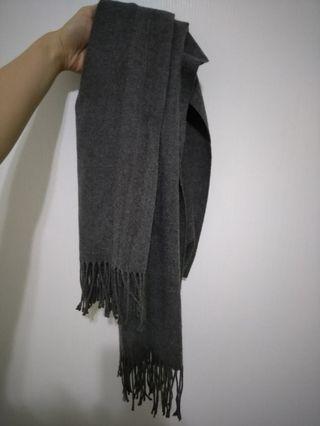 🚚 韓 針織軟料圍巾