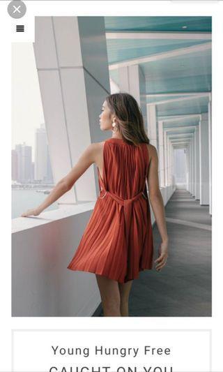 🚚 [WTB] YHF Caught on You Dress