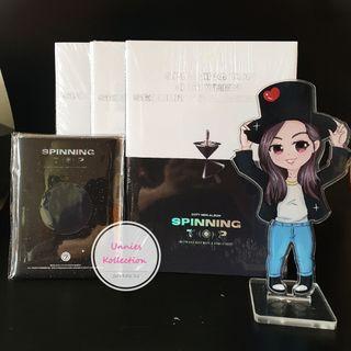 💥💥READY STOCK💥💥  GOT7 - Album [SPINNING TOP]