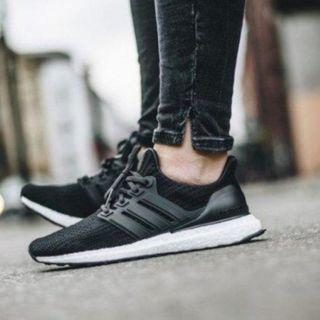 現貨 iShoes正品 Adidas UltraBOOST W 女鞋 黑 白 編織 馬牌 慢跑鞋 運動鞋 BB6149