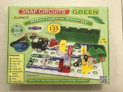 Snap Circuirs Green, by ELENCO, Alternative Energy
