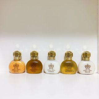 Palazzo Versace 沐浴用品 旅行組 洗髮精 潤髮乳 沐浴露 身體乳