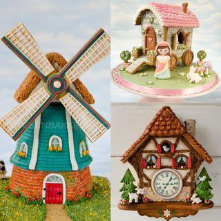 3D Cookies Decoration Workshop
