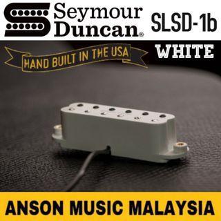 Seymour Duncan SLSD-1b Li'l Screamin' Demon™ Strat Humbucker- Bridge, White