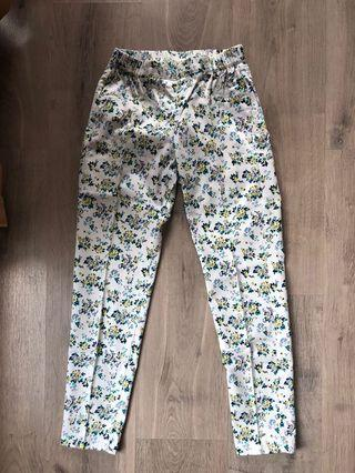 Pants Foral