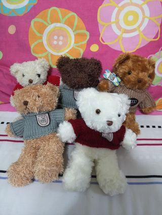 🚚 Teddy Bears (3 for 10)