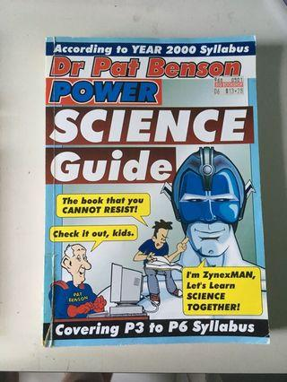 🚚 Science Guide Book Encyclopedia