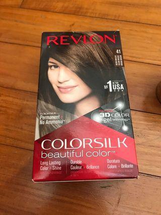 Brown Revlon Hair Dye