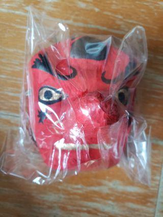 日本天狗面具 Japanese Tengu Mask