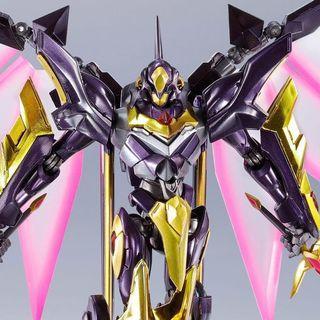 🚚 Metal Robot Spirits  - Side KMF - Lancelot Albion Zero