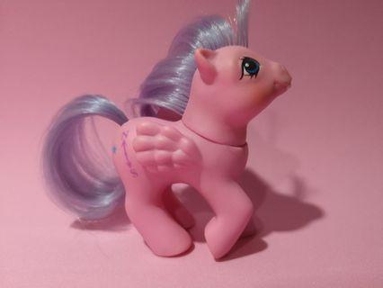 Vintage G1 My Little Pony Baby Northstar