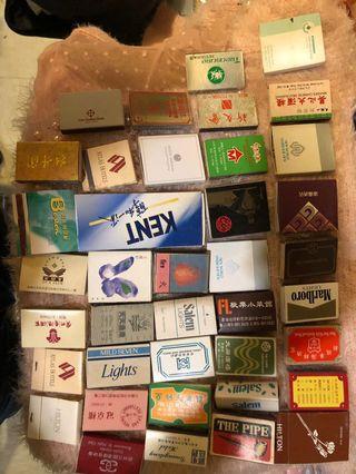 火柴盒87個