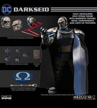 [Sale] Mezco One:12 Darkseid