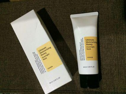Ultimate moisturizing Overnight Mask