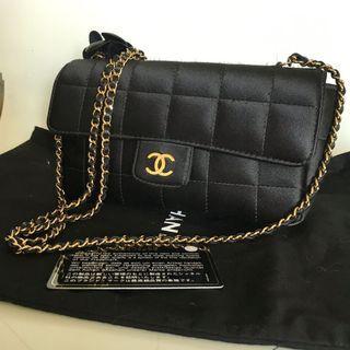 Chanel Mini Flap Bag Black (sold)