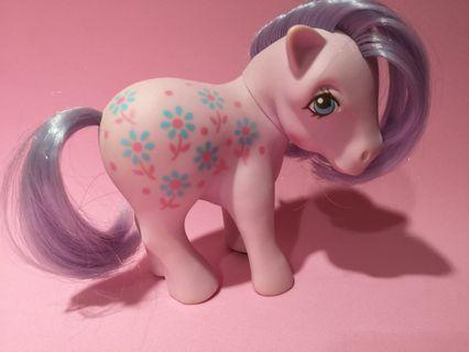 Vintage G1 My Little Pony Mommy Bright Bouquet