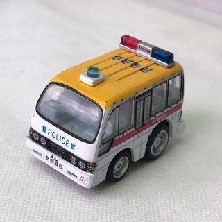 Q版警車模型
