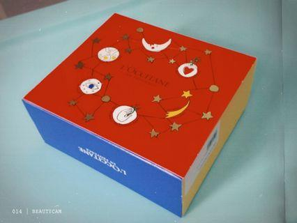 L'occitane Roses et Reines gift set 玫瑰手霜禮盒