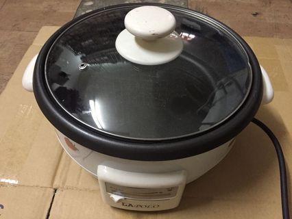 La polo電火鍋