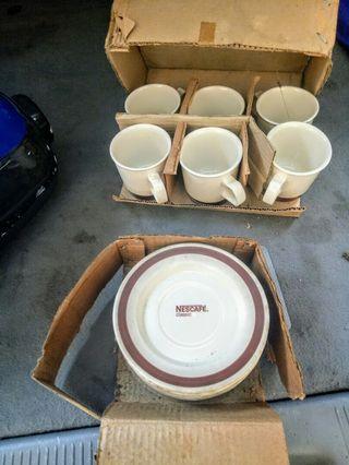 Nescafe Classic Tea Set