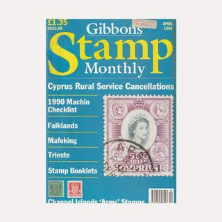 Gibbon Stamp Monthly