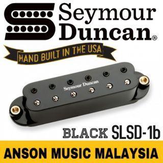 Seymour Duncan SLSD-1b Li'l Screamin' Demon™ Strat Humbucker- Bridge, Black