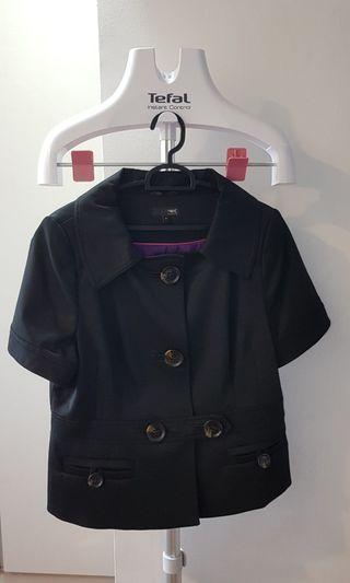 🚚 Next Petite black Jacket size 16