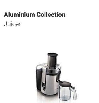 NEW Philips juicer HR1866