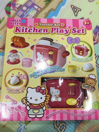 🚚 Kitty 玩具