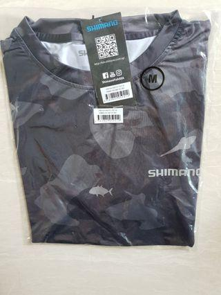 🚚 Shimano authentic camou tee