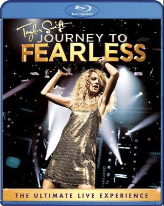 Taylor Swift Bluray : Journey to Fearless (Blu-ray Disc, 2012)  1080P