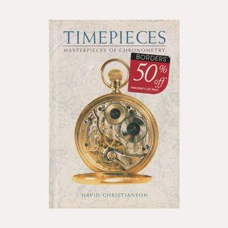 Timepieces - Masterpiece of Chronometry