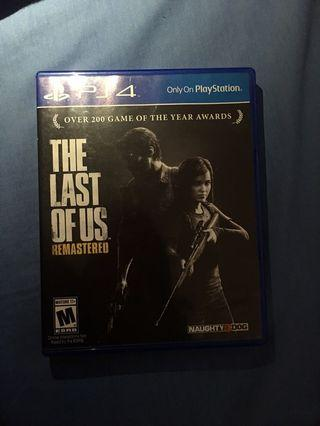 Kaset ps4 the last of us
