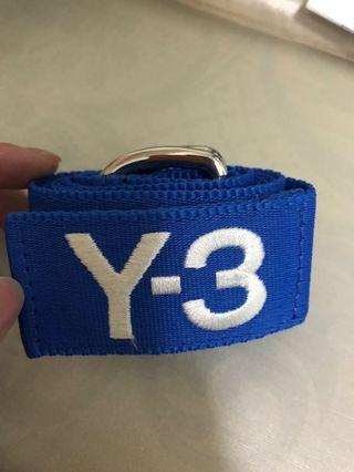 Y3 belt s size