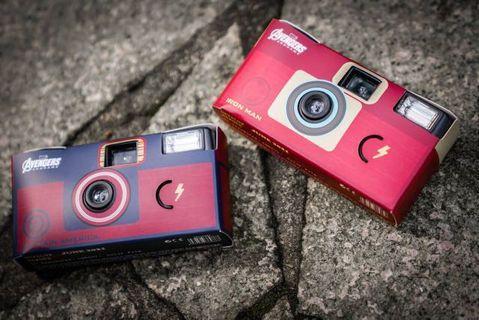 Avengers 4 Single Use Film Camera