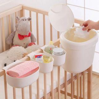 🚚 Diaper table admission Ikea Basket Storage Box 4 pcs sets