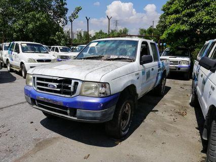 Ford Ranger 2005 Hilux