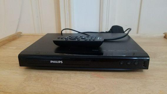 Philips Dvd機 DVP2850