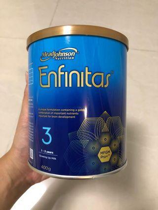 美贊臣Enfinitas 3號
