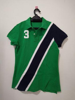 Authentic Ralph Lauren women Polo shirt
