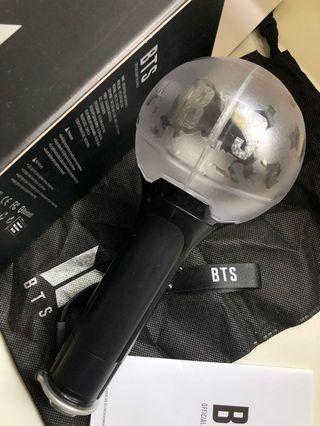 🚚 bts official lightstick ver. 3