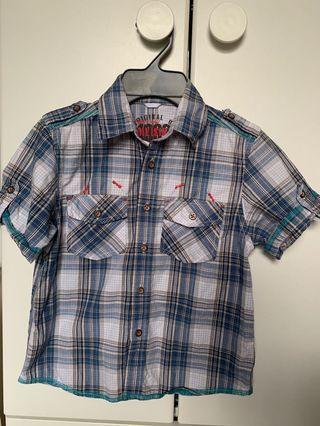 NEXT 5-6y shirt 男童裝