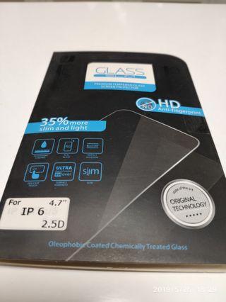 iPhone 6 Glass Slim 保護貼