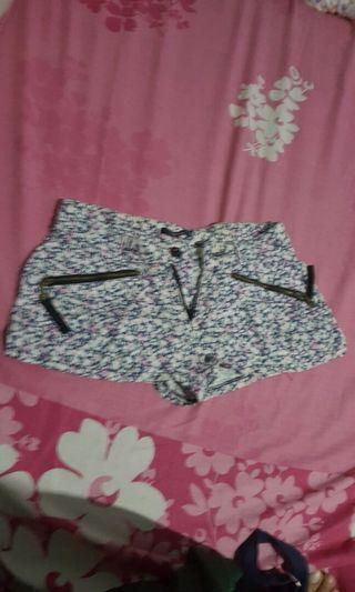 Flower hot pants brand korea