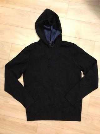 Armani Jeans pullover with hood