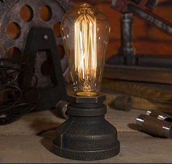 Rustic Design Lamp Base