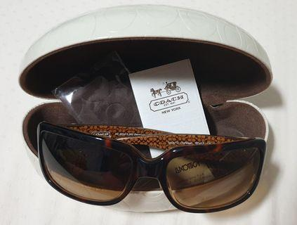 🚚 Authentic Coach sunglasses