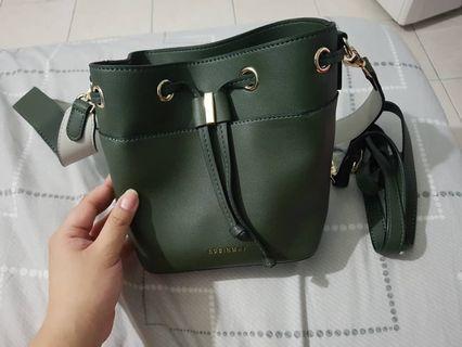 Authentic Robin May Bucket Bag